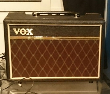 O cambio Vox pathfinder10