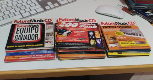 FuturMusic CD's