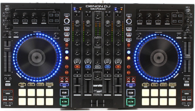 Denon DJ mc700