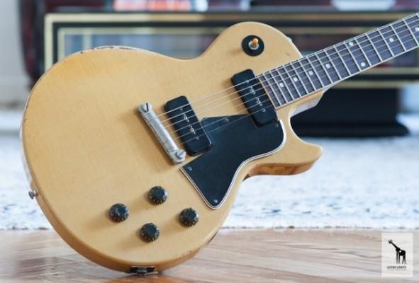 Gibson Les Paul Special TV Yellow de 1957