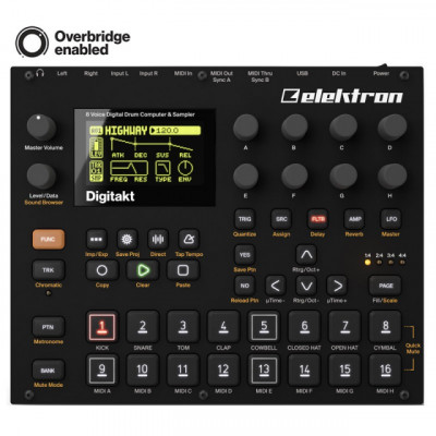 Vendo digitakt elektron