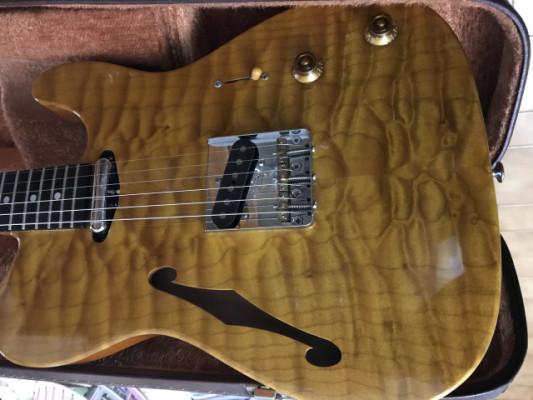 Guitarra Warmoth tipo Telecaster