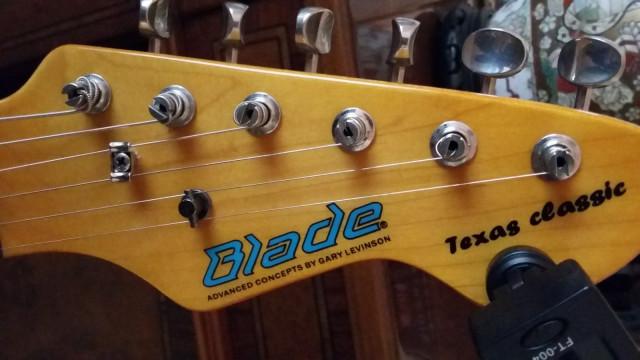 Blade Stratocaster Texas Classic Kinman