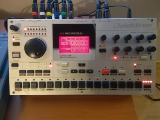 Elektron Machinedrum Sps-1 UW