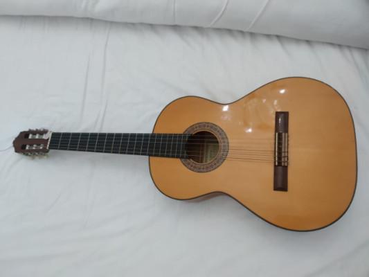 Guitarra flamenca Azahar Ciprés n°131