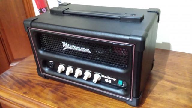Amplificador válvulas 3W