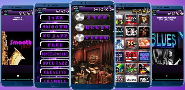 Música Jazz y Blues GRATIS APP (Android)