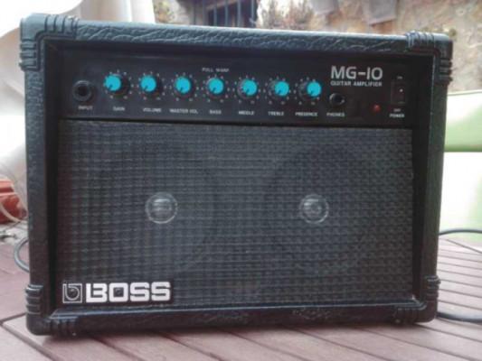 BOSS MG-10.