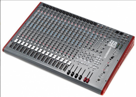 Mesa de estudio/interface fw Allen Heath Zed R16