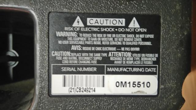 Pareja de PAs Mackie SRM450