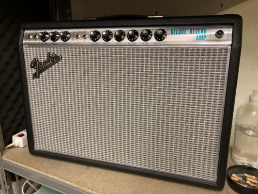 Fender deluxe reverb 68