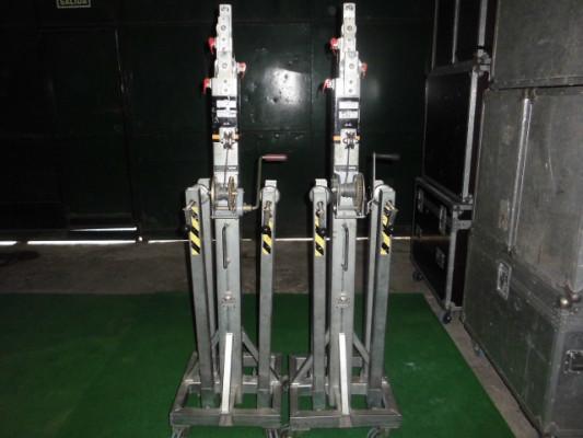 Torres elevadoras VMB TE-071