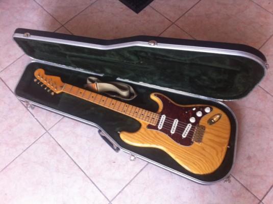 Stratocaster Warmoth-Allparts
