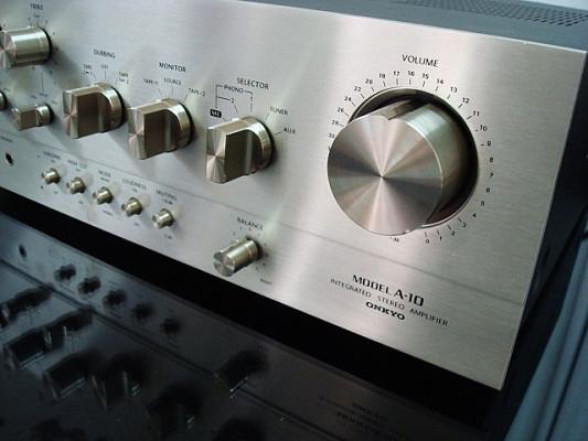 Amplificador ONKYO A10 una joya