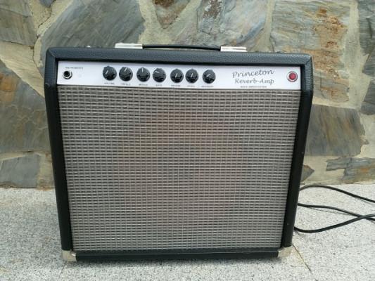Fender Princeton reverb clon PTP.