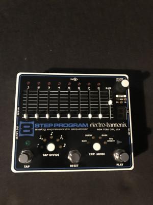 Step program electroharmonix
