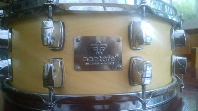 Caja Santafé Maple Custom