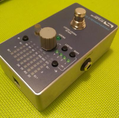 REDAL ECUALIZADOR PROGRAMABLE Y MIDI Source Audio Programmable EQ