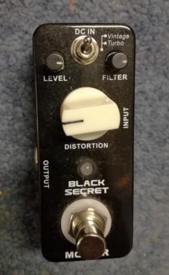 Mooer Black Secret Distortion