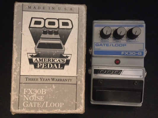 Dod Noise Gate FX30B U.S.A