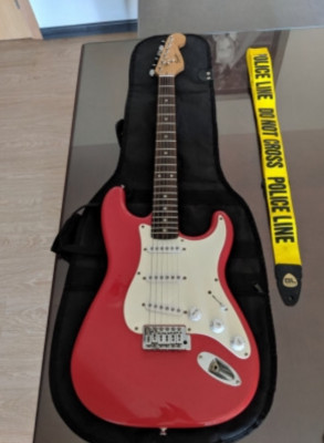 Stratocaster Squier by Fender