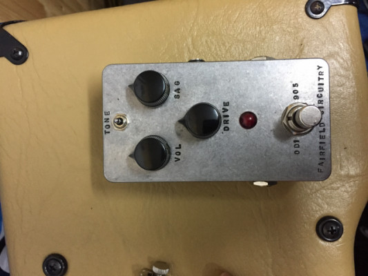 Fairfield Circuitry The Barbershop Overdrive- SOLO VENTA