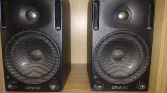 Pareja de Monitores GENELEC 1029A
