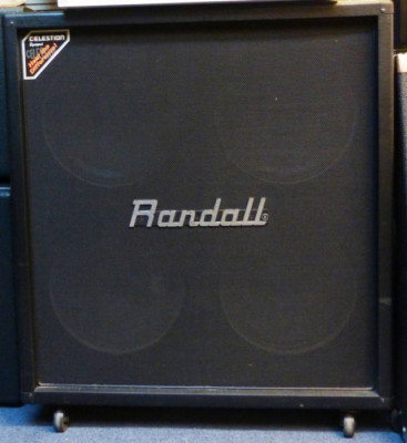 RESERVADA: Randall 4x12 celestions