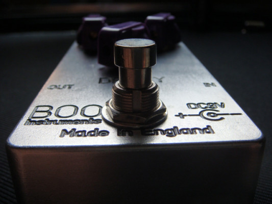 Delay Pedal Boutique BOO Instruments (Reservado)