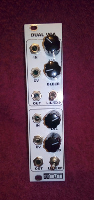 Modulo VCA Eurorack