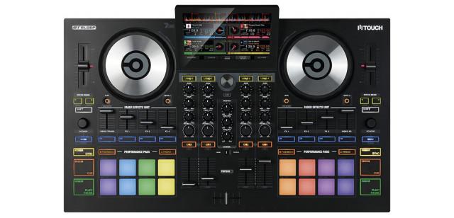 Controladora DJ Reloop Touch