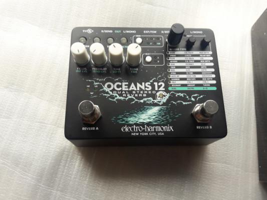 Electro Harmonix EHX Oceans 12