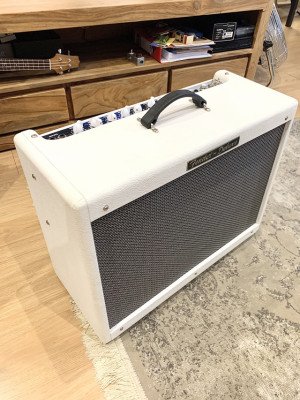 "Fender Hot Rod Deluxe ""White Lightning"" Limited Edition"