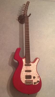 Guitarra Parker P38