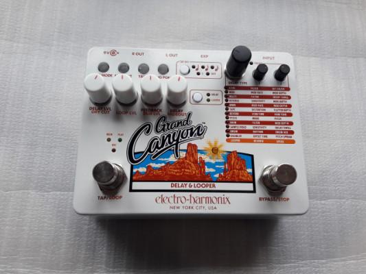 Pedal de efectos Electro Harmonix EHX Grand Canyon