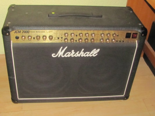 Marshall JCM2000 TSL122 Triple Super Lead
