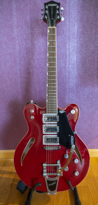 Guitarra Gretsch G5622T-CB Electromatic Rosa Red