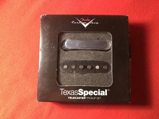 (Vendidas) Pastillas Fender CS Texas Special Tele Telecaster