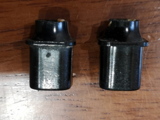 Telecaster Switch Tips. original Daka-Ware.Telecasters from 1950s /1960s.