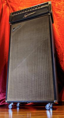 ♚ Pantalla Sinmarc '60 Vertical  4x12 formato Nevera ♚