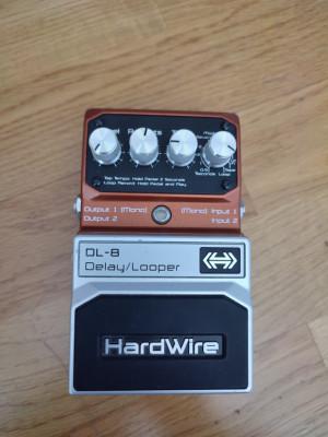 Hardwire DL-8 Delay Looper Stereo