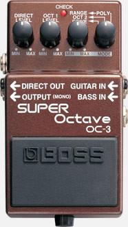 BOSS OC 3 SUPER OCTAVE
