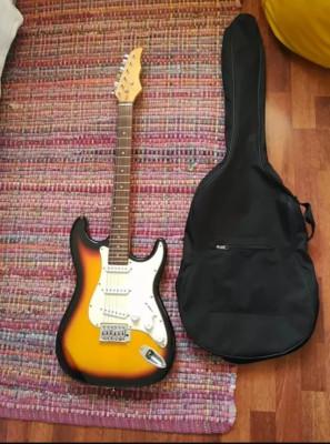 Guitarra eléctrica tipo Strat