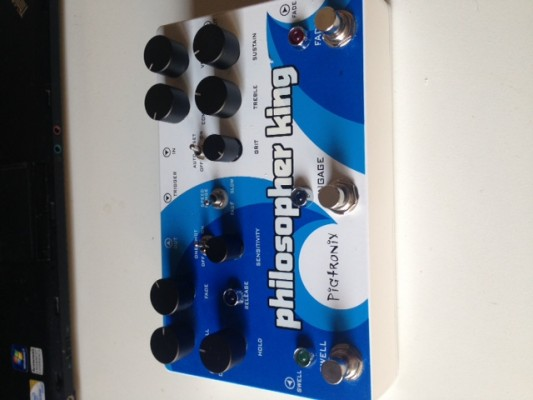 Compresor Pigtronix EGC Philosopher King