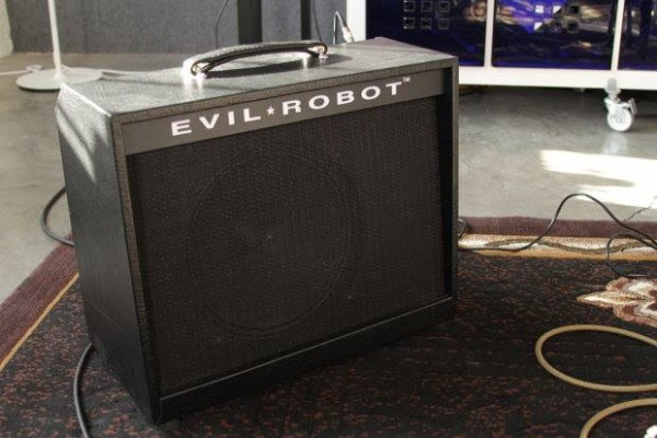 Evil Robot EVC C30 Custom Phil X