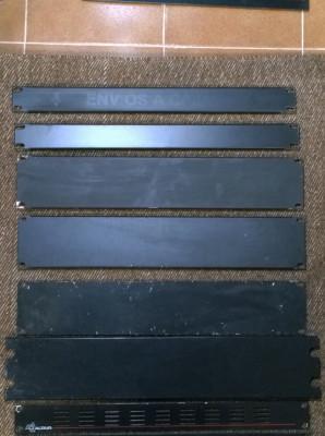 Panel ciego para rack
