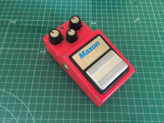 Maxon CP-9 Compressor MIJ japan
