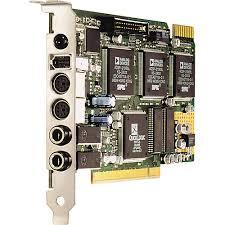 """Tarjeta sonido PCI con 3 DSP """"Creamware Luna II"""""""