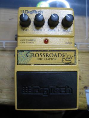 Digitech Crossroads Eric Clapton Overdrive Pedal USA