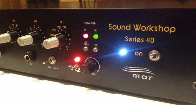Pareja SoundWorkshop Series 40